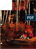 Swift Canoe Catalog Circa 1998