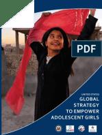 Peace Corps Adolescent Girls Matter