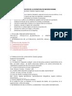 Estudio de Mercado Para Trabajos de Investigacion