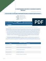Perfil Competencia Mantenedor Mecanico Avanzado Equipos Moviles