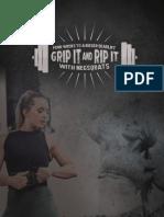 Grip It Rip It 4 Week Deadlift Program
