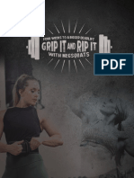 Grip It Rip It 4 Week Deadlift Program