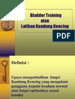 Bladder Training RHM.ppt
