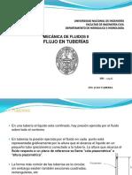 CLASE 03_Tuberías FIC UNI Cabrera