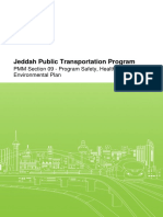 Health Safety and Environmental Plan