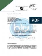 Documento magistrado Rojas Ríos