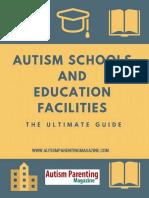 Best Autism Schools