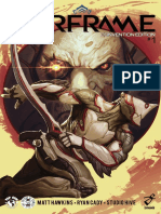 Warframe Comic Issue 1
