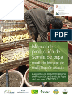 Manual de Produccion de Semilla de Papa