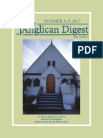 The Anglican Digest - Summer 2017