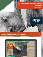 Auditoría rápida D.animal (UAB - Universidad Autónoma de Barcelona)