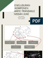 Automatic Transaxle Nissan Juke