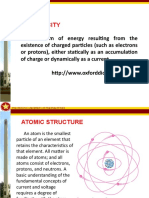 1. Introduction(Electricity and Atomic Structure) STUDENTS
