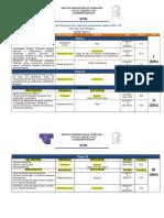 Cronograma de Instalaciones Sanitarias2017-1A