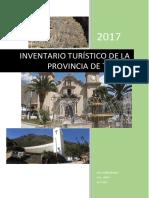 Inventario Turistico Tarma