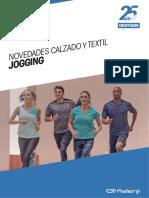 Kalenji Jogging Catálogo 2017