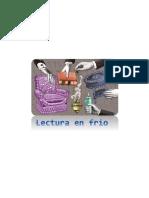 Investigacion, LECTURA en FRIO