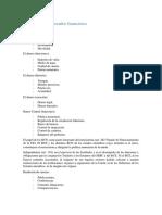 Instituciones y Mercados Financieros (RESUMEN)