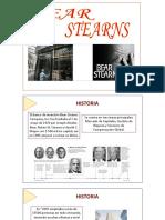 Bear Stearns- Historia