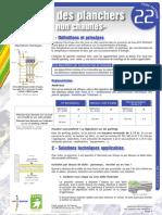 3.4.6.F Fiche22 IsolationPlanchers IDEMU 2009