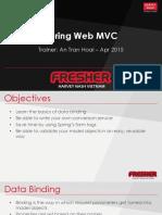 HNVN TR 07040 SpringWebMVC Part3 CoursePresentation