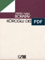 Pertev Naili Boratav - Köroğlu Destanı.pdf