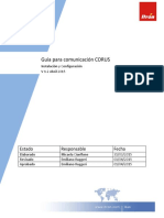 Comunicación Corus - Focus+