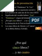 01 Introduccion Pentateuco 02 2011
