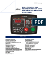 Datakom Dkg217 User Manual