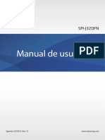 Manual GalaxyJ3