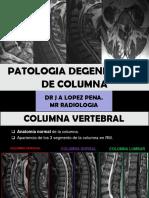 Patolog Deg Columna