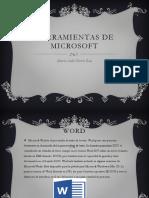 Herramientas de Microsoft.pptx Isa
