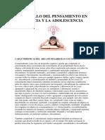 1 Desarrollo del Pensamiento en la Infancia y la Adolescencia.docx