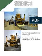 Brochure Pavimentos de Concreto