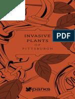Invasive Plants of Pittsburgh