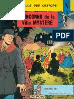 LA PATROUILLE DES CASTORS - 03 - L'Inconnu De La Villa Mystère.pdf