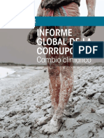 Informe Global de la Corrupción