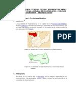 Plan de Contingencia y SAT - Deslizamiento - Huacrachuco - Prov. Marañón.doc