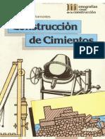 Construcción de Cimientos - Hidalgo Bahamontes