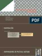 EVAPORADOR DE PELÍCULA TURBULENTA.pptx