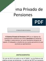 Sistema Privado de Pensiones (1)