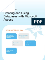 Creating and Using Database for Windows