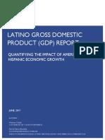 Latino GDP Report