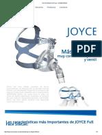Joyce Silkgel Full Face – Somnoresp