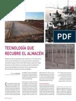 Tecnologia en El Recubrimiento de Pisos Para Almacenes