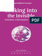 Aivanhov Omraam Mikhael Looking Into the Invisible Intuition