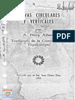 Curvas Circulares Horizontales y Verticales