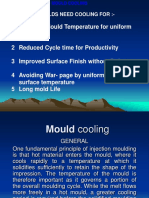 Mould Cooling