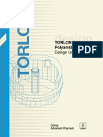 Torlon Design Guide | Chemical Product Engineering | Applied And