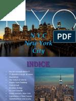 New York Presentazione